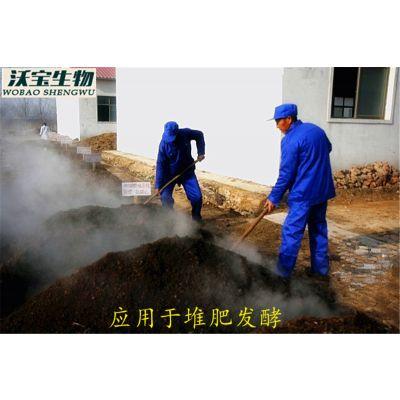 【沃宝生物】养殖场粪污处理技术 畜禽粪便处理技术-13939253735