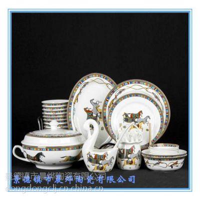 供应供应高白瓷CJ-001陶瓷餐具