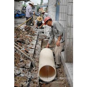 供应成都工业排污管道维修 管道安装哪里找专业公司