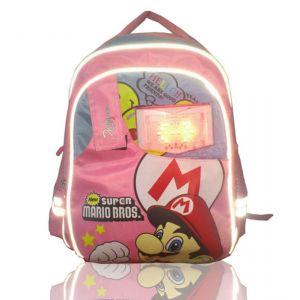 供应安全智能定位书包,防撞车防走失呼救定位于一体,全方位保护孩子安全!