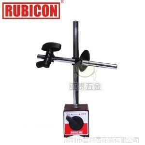 供应日本罗宾汉RUBICON 标准型万向磁性座RMA-468磁力座百千分较表座