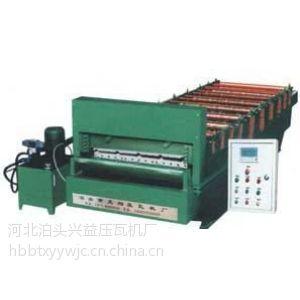 供应890型单板压瓦机