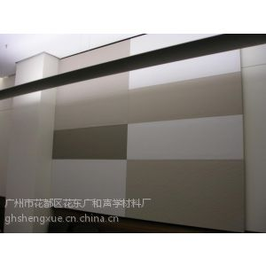 供应优质布艺吸声板 墙面装饰软包 吸音软包