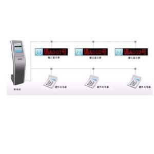 杰瑞达成都排队叫号机 排队系统 银行叫号系统 JRD-LT210