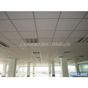 供应松江办公室吊顶 松江办公室吊顶装修公司 石膏板吊顶
