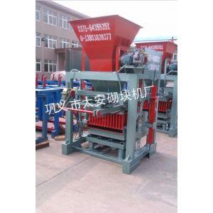 供应w水泥砌块机/混凝土砌块机/砖机