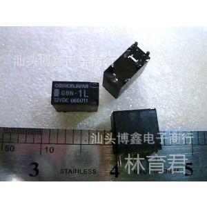 供应G8N-1  12VDC(OMRON)4脚拆机二手继电器