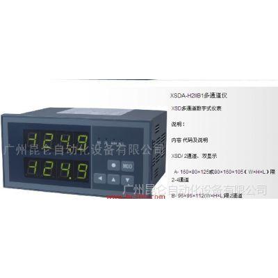 供应广州XSDAL/A-H2EEA0B0S0V0两通道控制仪|多通道温度仪表|压力仪表