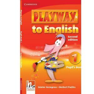 供应剑桥playway to english少儿英语教材