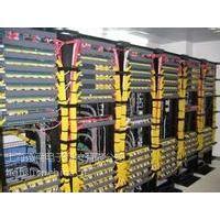 民发公路监控安装/光纤熔接布线公司,叶新公路网络维护/综合布线价格,机柜网线整理