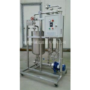 供应超滤设备-果酒果醋超滤设备-澄清型超滤设备