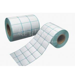 厂家生产供应艾利热敏不干胶标签