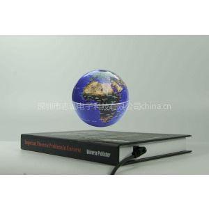 供应磁悬浮书本地球仪 新奇特礼品 办公商务礼品 磁悬浮地球仪价格及报价