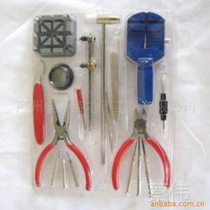 供应修表工具18件套,钟表工具18PC套装组合
