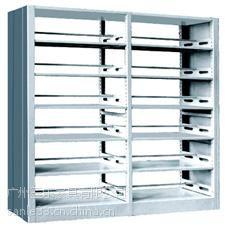 广东图书馆书架批发 定做各款钢制书架 木质书架