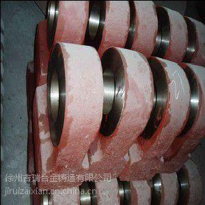 徐州吉瑞合金铸造破碎机锤头加工