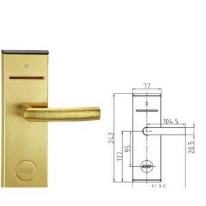 供应酒店锁 插卡式IC卡门锁 930BP
