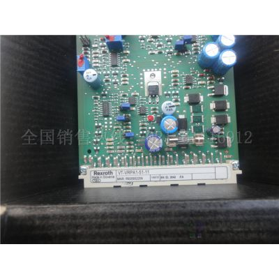 德国博世力士乐REXROTH放大板VT-VSPA2-1-1X/T1
