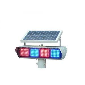 供应骧虎交通 XH-BSD-4C 太阳能爆闪灯 双面警示灯