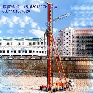 供应KLB625长螺旋钻机/小型旋挖钻机/螺旋打桩机