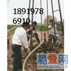 供应上海杨浦打井、上海轻型点降水公司、井点降水公司