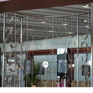 供应家居建材客厅隔断 不锈钢花格的选择环保 不含甲醇 安全防火
