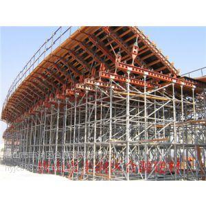 供应供应合源建材经久耐用高质量Q195-Q235轮扣式脚手架