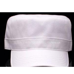 厂家供应男女款平顶帽棒球帽空顶帽针织帽