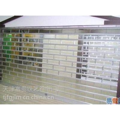 天津河西区安装水晶卷帘门步骤大全