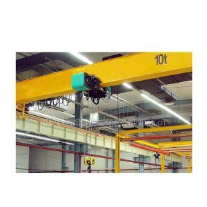 供应汽车零部件生产车间专用行车|8吨欧式单梁桥式起重机