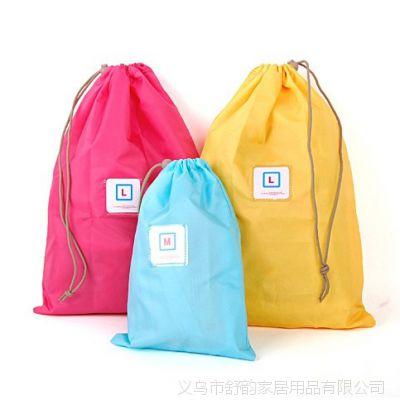 混批 旅行户外旅行多功能收纳袋 束口袋 /纳彩旅行收纳袋/幸运袋