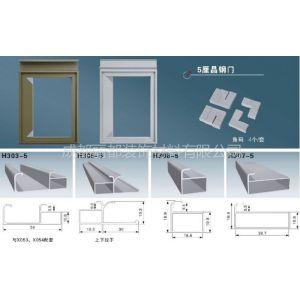供应贵阳重庆晶钢门铝材型材设备