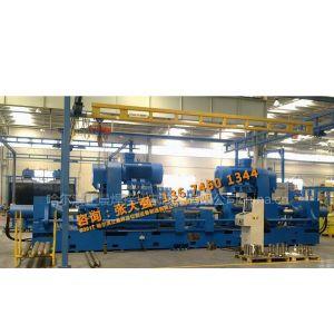 供应 130吨 双头摩擦焊 车桥自动焊机 双头车桥摩擦焊机