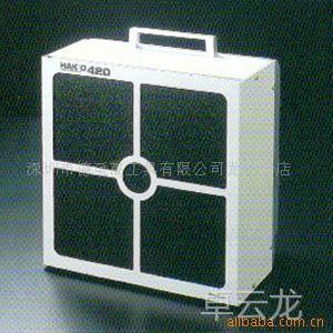 供应烟雾净化器日本白光吸烟仪493(图)
