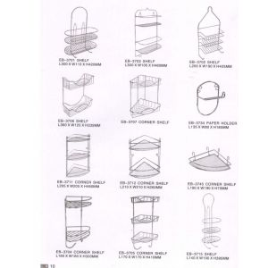 供应浴室层架
