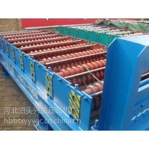 供应850水波纹压瓦机 全自动850型单板机