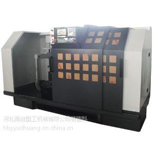 供应供应禹创单面、双面数控车床水泵阀门专用数控车床质量好效率高