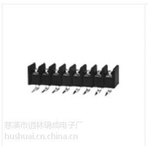 供应栅栏式接线端子排KDT65弯针脚距11mm