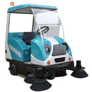 供应市政专用扫地机 路美仕1750半封闭式清扫车