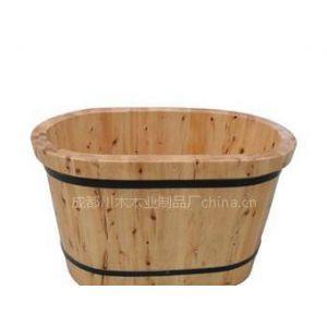 供应婴儿沐浴桶 木浴盆 木桶浴缸 浴足木桶 木桶澡盆