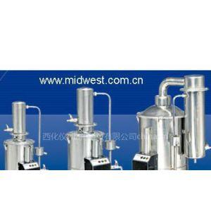 供应断水自控不锈钢蒸馏水器