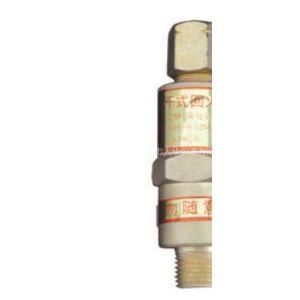 供应HF-2乙炔回火防止器大号HF-2