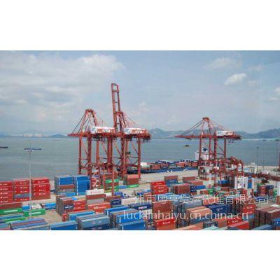 淄博到晋江集装箱船运,淄博到晋江海运物流,南京港海运费