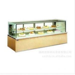 供应直角日式蛋糕柜)冷藏柜蛋糕柜展示柜 熟食柜冷藏柜饮品保鲜柜