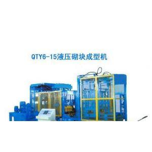 供应长期供应:高压强砌块制砖机|空心水泥制砖机