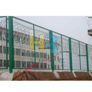 供应北京监狱钢网墙