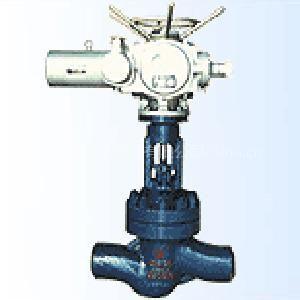 供应J961Y焊接式电动电站截止阀