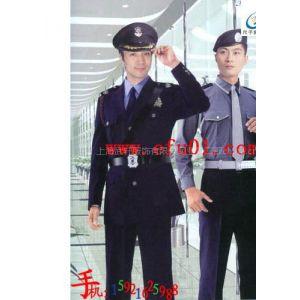 供应上海武轩服饰定做保安服装BAD-51
