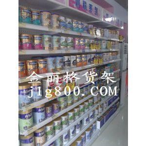 供应深圳母婴店货架,婴童用货架,奶粉货架