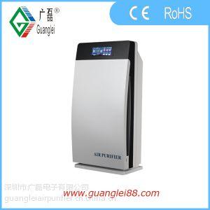 供应100平米适用高效除雾霾PM2.5家用空气净化器GL-8138